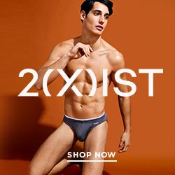 Shop 2(X)IST for Men's Underwear, Swimwear, Apparel & Accessories!
