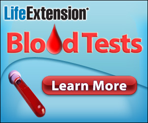 Life Extension Blood Testing
