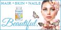 Beautiful Hair, Skin & Nails with Nuproxi Daily