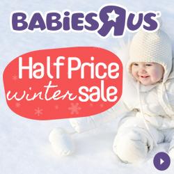 Babies R Us Winter Sale