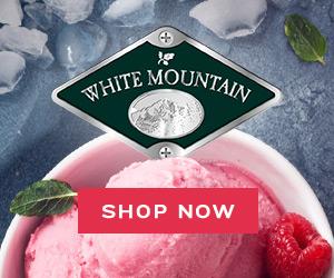 White Mountain - logo banner