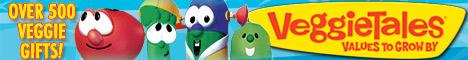 VeggieTales Official Store - Over 500 Veggie Gifts