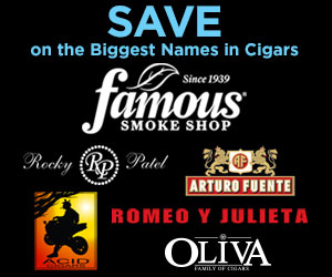 Save on the Biggest Names in Cigars