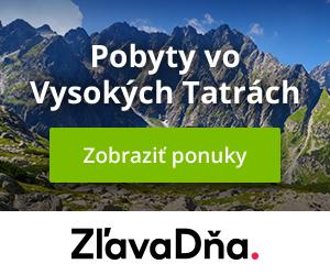 Pobyty vo Vysokých Tatrách