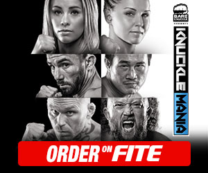 Feb. 5  - BKFC Presents Knucklemania on FITE PPV