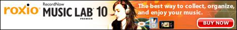 RecordNow 10 Music Lab Premier