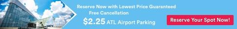 $2.25 ATL Airport Parking