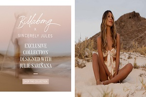 Billabong X Sincerely Jules