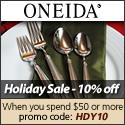 Oneida Holiday Shop