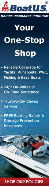 Shop boat insurance