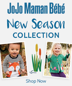 JoJo Maman Bébé New Season Collection