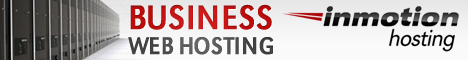 Web Hosting at InMotion Hosting