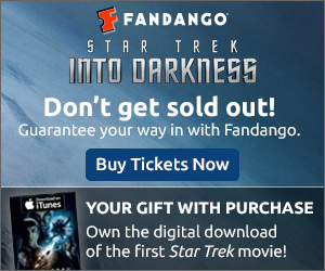 Buy tickets to Star Trek now!