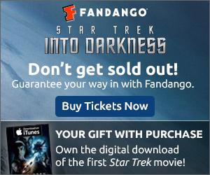 Buy tickets to Star Trek now!