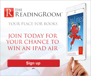 TheReadingRoom Ipad Air Competition