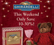 Ghirardelli Chocolate - Holiday Gifts