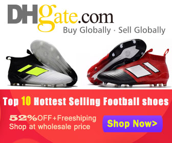 52% OFF football shoes +Freeshipping!