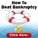 How To Beat Bankruptcy