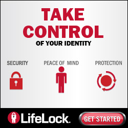 The Joys of LifeLock; Saying Goodbye to Identity Theft!