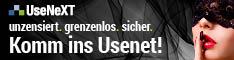 UseNeXT DE