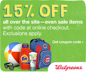 (8/11 - 8/17) 15% off sitewide* w/ code SUMMERFUN