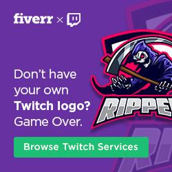 Image for 250x250 Twitch logo