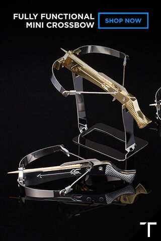 Mini Crossbows - Fully Functional - Touch of Modern
