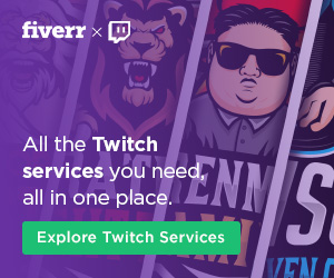 Image for 300x250 Explore Twitch Services