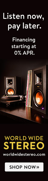 160x600 Financing at World Wide Stereo
