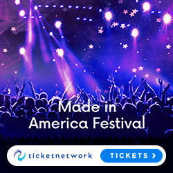 Made in America Festival Tickets