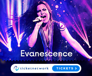 Evanescence Tickets