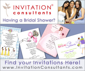 Bridal Shower Invitations by InvitationConsultants