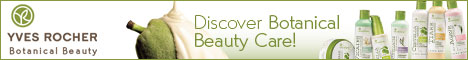 Go on Yves Rocher website : Up to 50% off