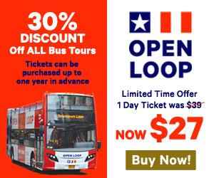 New York City Bus Tour Sale