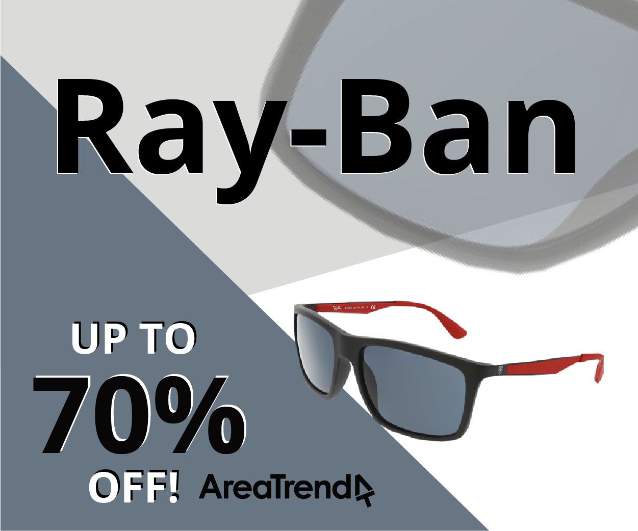 Save Up To 70% Off On Ray-Ban