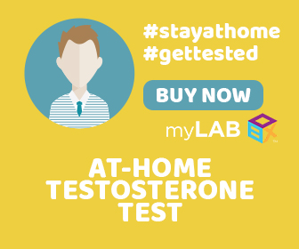 At Home Testosterone Test
