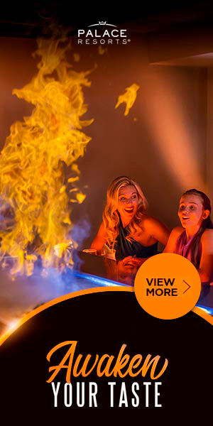 Warm up your winter with 2 for 1 savings to enjoy at Moon Palace Jamaica