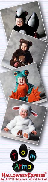 Tom Arma Kids Costumes at Halloweenexpress.com