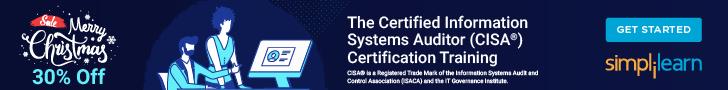 CISA Online Training Course
