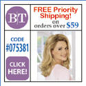 Beauty Trends Free Shipping Banner