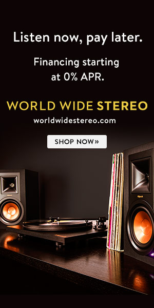 300x600 Financing at World Wide Stereo