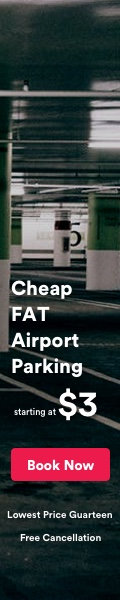 Cheap FAT Airport Parking starting at $3