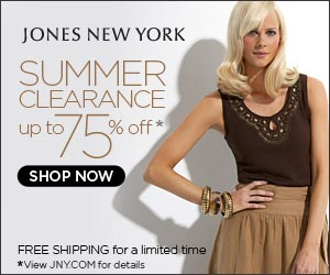 Ends 7/26 -Up to 70% Off Plus Free Shiping