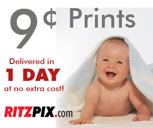 1 Hour or 1 Day Delivery of Digital Prints