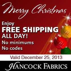 250x250 Christmas Day FREE Shipping Event - Only on December 25th
