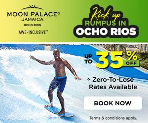 Enjoy at Palace Resorts world class cousine.