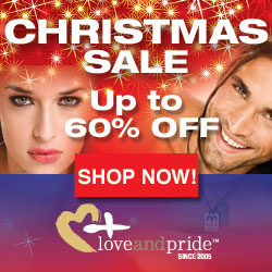 Christmas Gift Buying Guide at Love and Pride