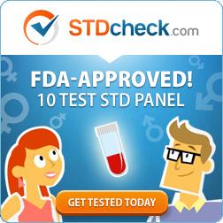 STDcheck promo code - 10 Test Panel