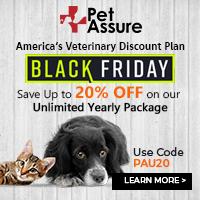 Pet Assure Black Friday 200x200 banner
