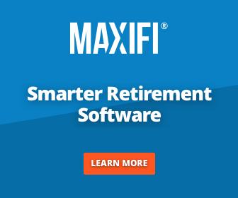 MaxiFi - Smarter Retirement Software. Learn More!